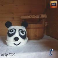 Satu-saunahattu Panda XXS