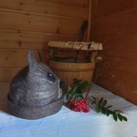 Satu-saunahattu Karhu valmistetaan tilauksesta