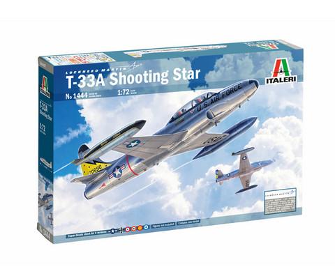 Italeri 1/72 T-33A Shooting Star