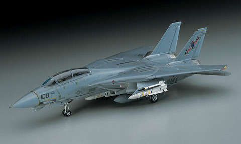 Hasegawa 1/72 F-14A Tomcat (Low Visibility)