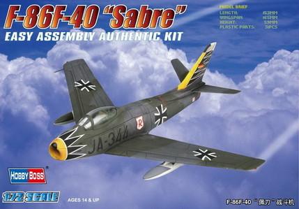 Hobby Boss 1/72 F-86F-40