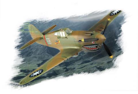 Hobby Boss 1/72 P-40B/C