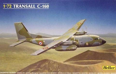 Heller 1/72 Transall C-160