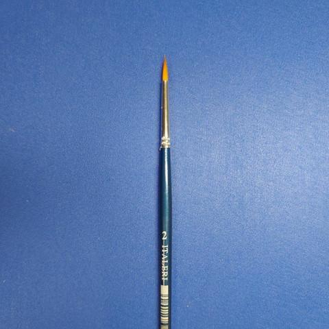 Italeri sivellin, 2, synteettinen