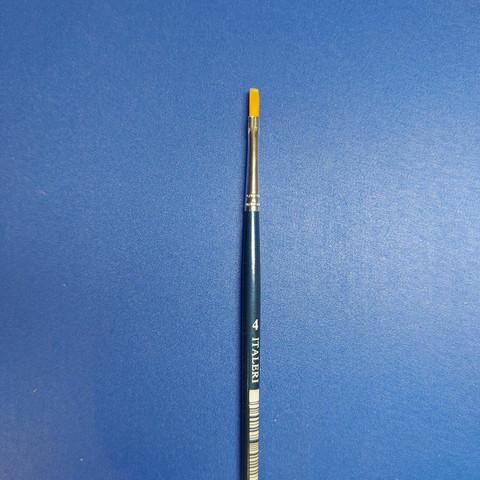 Italeri sivellin, 4, latta, synteettinen