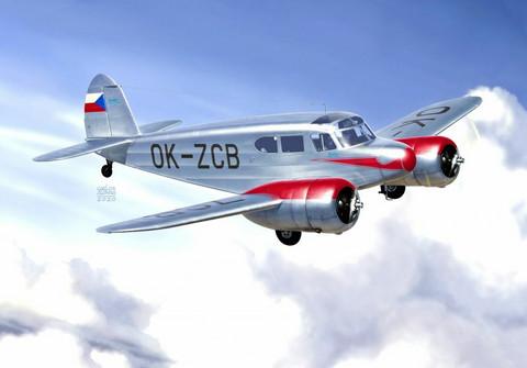 KP 1/72 Cessna T-50