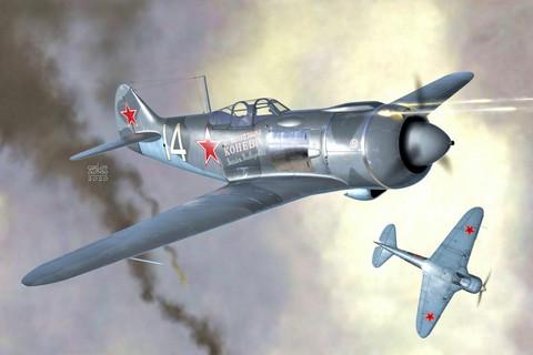 KP 1/72 Lavockin La-5F
