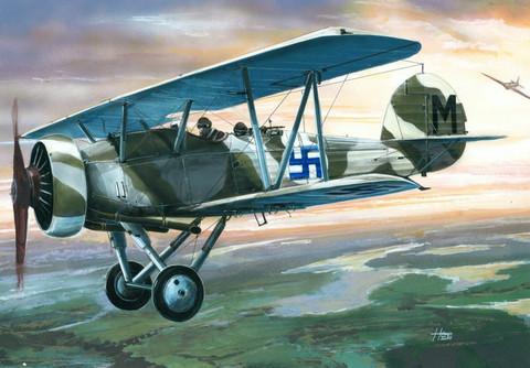 AZ 1/72 Hawker Hart B.4
