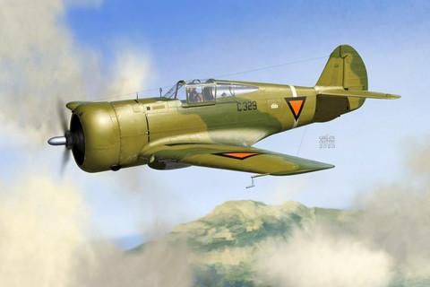 AZ 1/72 Curtiss Hawk H-75A-4/5/7