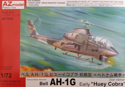 AZ 1/72 Bell AH-1G
