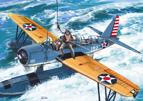 AZ 1/72 Vought Kingfisher