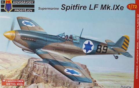 KP 1/72 Spitfire LF Mk.IXe