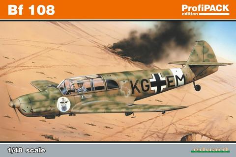 Eduard 1/48 Bf 108 (Profipack)