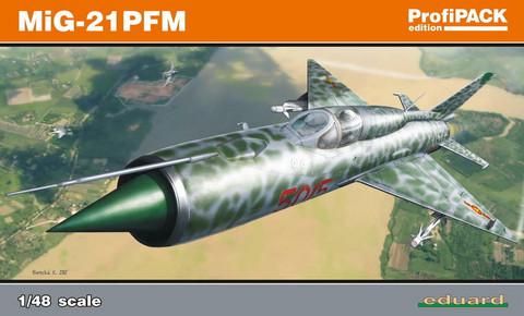 Eduard 1/48 MiG-21PFM (Profipack)