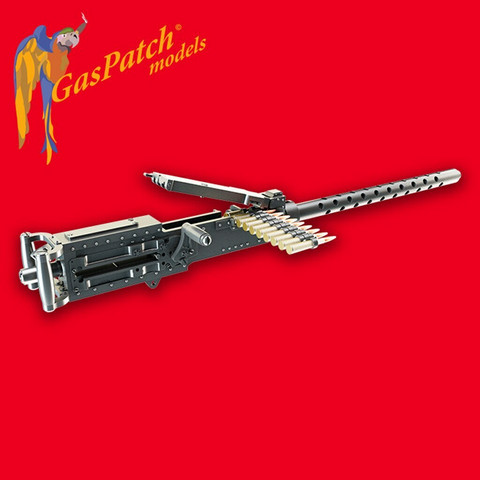 GasPatch Models 1/32 Browning Cal.50 Flexible