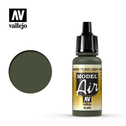 Vallejo Model Air 71.022 Light Green RLM82