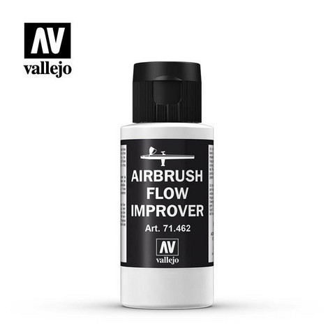 Vallejo 71.462 Airbrush Flow Improver 60ml