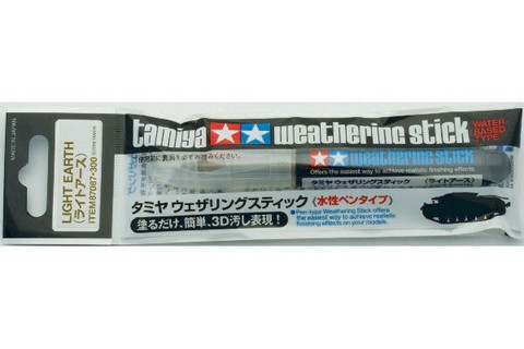 Tamiya Weathering Stick (Light Earth)