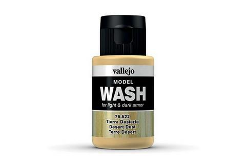 Vallejo Model Wash 76.522 Desert Dust