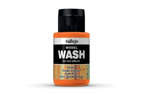 Vallejo Model Wash 76.507 Dark Rust