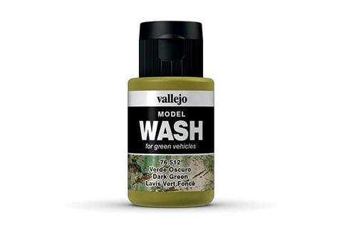 Vallejo Model Wash 76.512 Dark Green