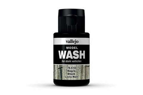 Vallejo Model Wash 76.518 Black