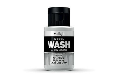 Vallejo Model Wash 76.515 Light Grey