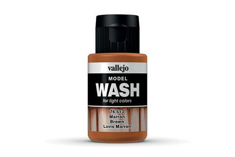 Vallejo Model Wash 76.513 Brown