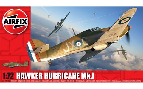 Airfix 1/72 Hawker Hurricane Mk.I