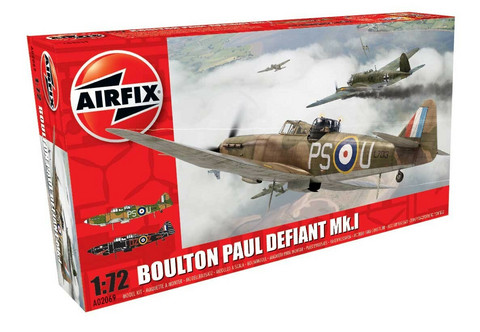 Airfix 1/72 Boulton Paul Defiant Mk.I
