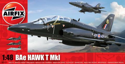 Airfix 1/48 BAe Hawk T Mk I
