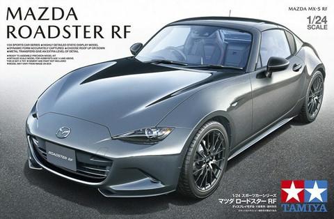Tamiya 1/24 Mazda Roadster RF