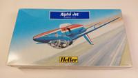 KÄYTETTY Heller 1/72 Alpha Jet