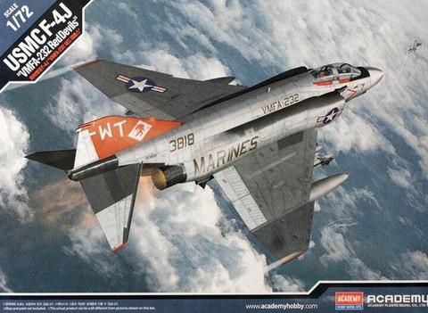 Academy 1/72 USMC F-4J