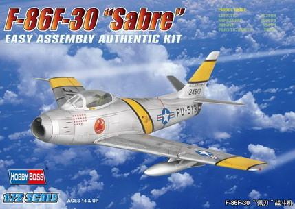 Hobby Boss 1/72 F-86F-30