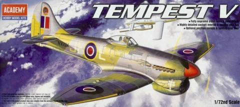 Academy 1/72 Tempest V