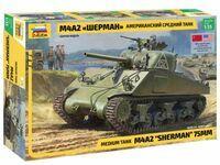 Zvezda 1/35 M4A2 Sherman