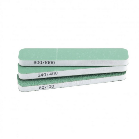 Model Craft Dual Grit Flexi Sanders x3  (90x19x6mm)
