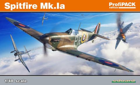 Eduard 1/48 Spitfire Mk.Ia (Profipack)