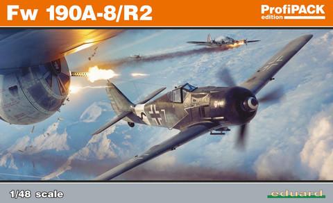 Eduard 1/48 Fw 190A-8/R2 (Profipack)