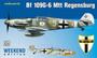 Eduard 1/48 Bf 109G-6 MTT Regensburg (Weekend Edition)