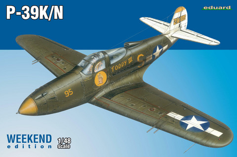 Eduard 1/48 P-39K/N (Weekend Edition)