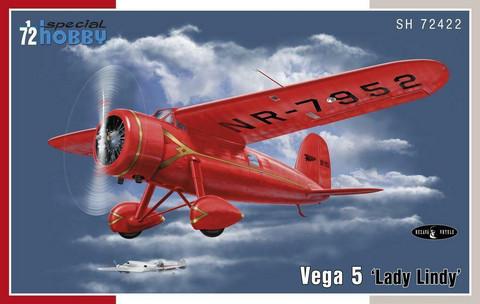 Special Hobby 1/72 Vega 5