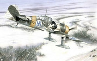 Special Hobby 1/48 Fokker D.XXI