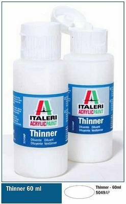 Italeri Acrylic Paint Thinner ohennin 60ml