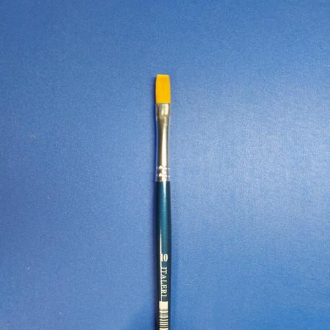 Italeri sivellin, 10, latta, synteettinen