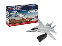 Revell 1/72 Maverick's F-14 Tomcat Top Gun EASY CLICK aloituspakkaus