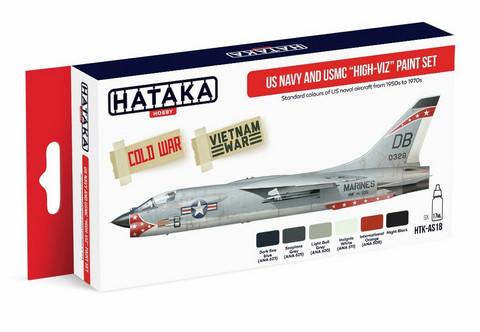 Hataka Red Line US Navy and USMC