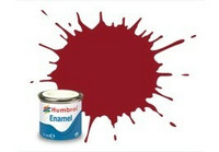 Humbrol 20 Crimson Gloss 14ml
