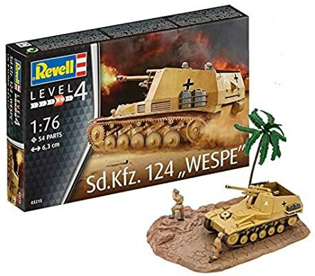 Revell 1/76 Sd.Kfz. 124